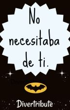 No Necesitaba de Ti by Pink_Cry