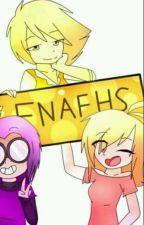 FNAFHS  LEMON  by juegodmentaledj