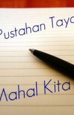 Pustahan Tayo , Mahal Kita (On Going) by sleeping_princess