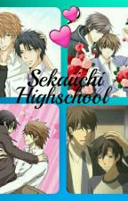 Sekaiichi Highschool  by fanfictionlegacy