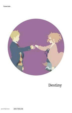 Destiny  by queenleigh-anne
