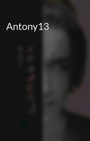 Antony13 by SpideyLP