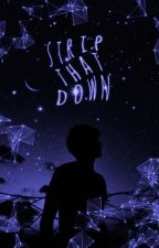 「STRIP THAT DOWN」:: Book Cover by louisshawntiful