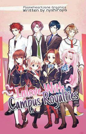 Dating Of The 4 Campus Royalties by cuteirishabasa