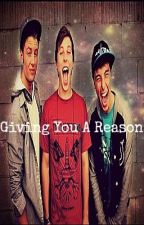 Giving You A Reason (An Emblem3 Fanfiction) by meghanrenee01