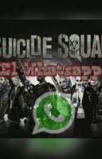 "Suicide Squad ""El Whatsapp"" by SofiRojas527"