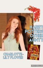 Harry Potters Other Aunty Alicia Evans by Charlotte-LilyFlower