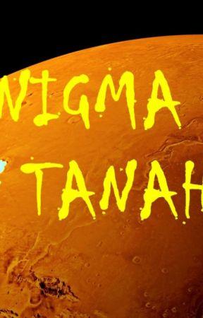 Enigma di Tanah Mars by freddy_setiawan