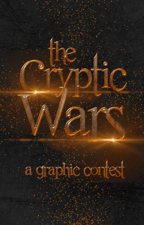 The Cryptic Wars - A Graphic Contest by TheCRYPTIC_