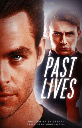 Past Lives ▷ Steve Rogers | ✓ by spiderlad