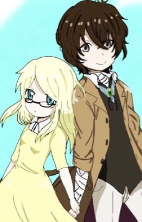 Bungo Stray Dogs (Admin Fanfic) by Tori_Offical