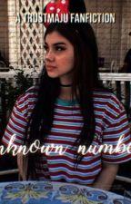 unknown number  ✦ matthew espinosa by trustmaju