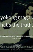 Harrison University: The School of Monsters by Jendukie3