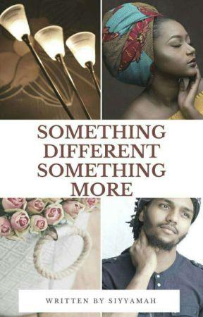 Something Different Something More by Siyyamah