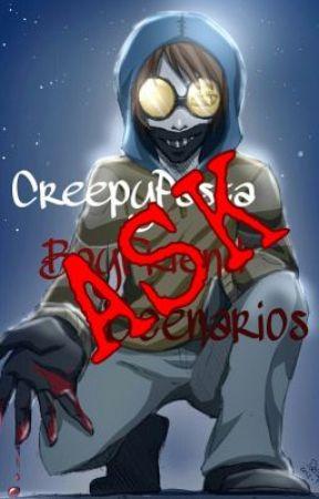Ask the Creepypasta boyfriends! by emilovexoxo