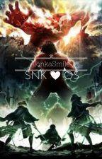 SNK -OneShots&Drabbles- by JasonPudin