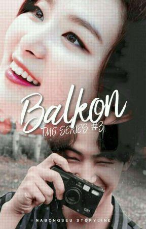 BALKON by unicornstarch