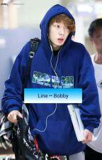 Line •• Bobby by Semutsshyx