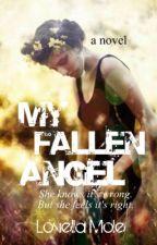 My Fallen Angel by bellaPiiink