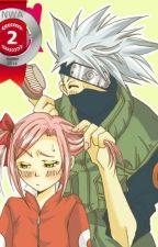 Sakura Kakashi love story by ashaly50000