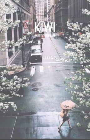 kiwi ❁  lashton a.u. by wastethemalum