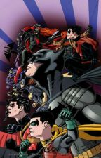 batfamily x reader by Ace12009