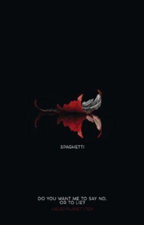 spaghetti | ten. by HALSEYPLANET