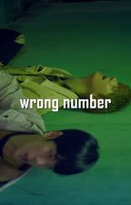 wrong number • carnid by lipstydia
