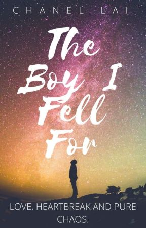 The Boy I Fell For || #Wattys2017 by Shelly2725