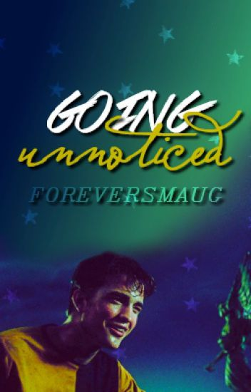 Going Unnoticed || Cedric Diggory