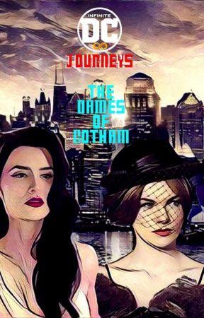 Infinite DC Journeys: The Dames of Gotham by DisneyWriter2015