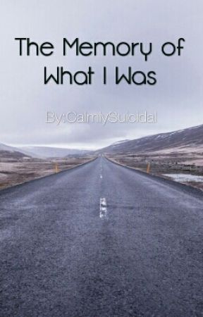 The Memory Of What I Was- Texting story by CalmlySuicidal