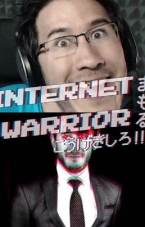 Internet Warrior  by lauza_2712