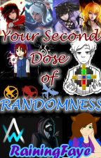 Your Second Dose of Rush Randomness! by FayeofThunder