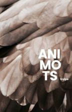 ANIMOTS by troubleofpersonality