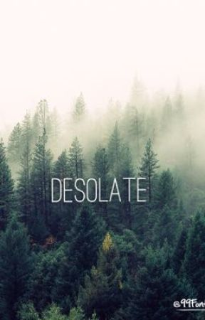 Desolate  by space_junk_