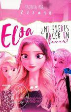 Elsa...¿Puedes hacerme un favor? -Jelsa-#JA2017NOW by zzza18