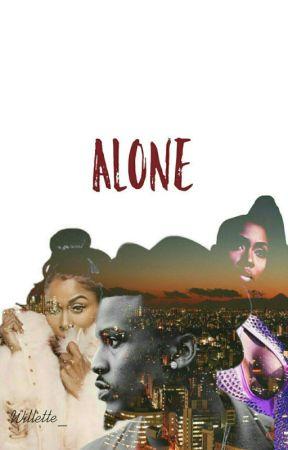 ALONE| August Alsina| Kash Doll #Wattt2017 by Willette_