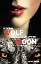 El señor Wolf y la señorita Moon © by PatyCMarin