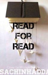 Read For Read  by sachinhadda