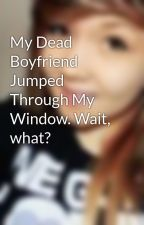 My Dead Boyfriend Jumped Through My Window. Wait, what? by s0undtrack