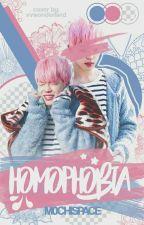 HOMOPHOBIA!VMIN by TOKYONG