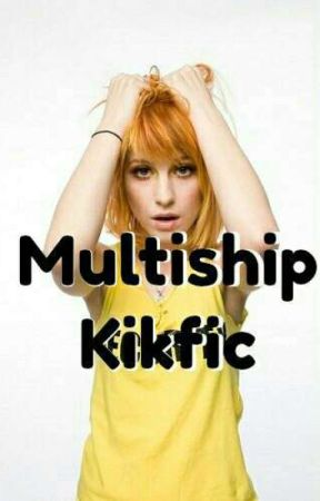 Multiship kikfic by PartyGhoul24