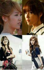 Khi 2 gái thẳng yêu nhau (Min ❤Sica) (T-ARA ❤SNSD)  by parkminyeon305