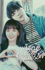 wrong friend request [m.yoongi] by ayskoream