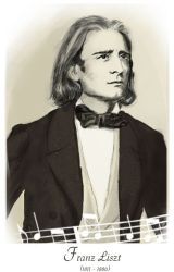 Letters of Franz Liszt -- Volume 1 by lanternhill268