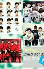 kos kosan YG,SM,BIGHIT(NCT,BIGBANG,EXO,BTS) by KoetillnyaBiask