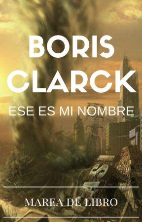 Boris Clarck by MareadeLibro