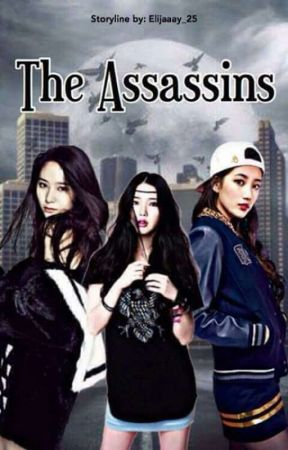 The Assassins by Eljaaay_25