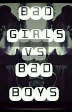 bad boy VS bad girl by ShaunaTimezak1